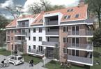 Mieszkanie w inwestycji Centrum Maślic Małych, Wrocław, 45 m²