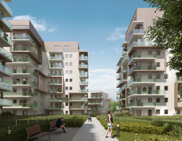 Mieszkanie w inwestycji Cordia Cystersów Garden, Kraków, 60 m²