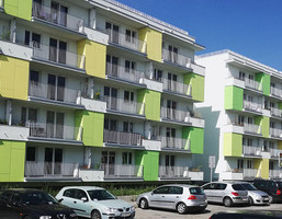 Mieszkanie w inwestycji Podniebne Ogrody, Lublin, 55 m²