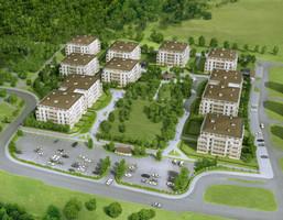 Mieszkanie w inwestycji Villa Romanów, Łódź, 52 m²