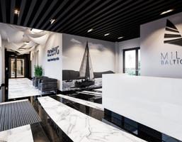 Mieszkanie w inwestycji Mila Baltica, Gdańsk, 49 m²