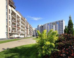 Mieszkanie w inwestycji City Park, Łódź, 41 m²