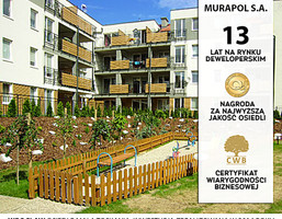Mieszkanie w inwestycji OSIEDLE VIVALDIEGO Mieszkanie w progr..., Gdańsk, 69 m²