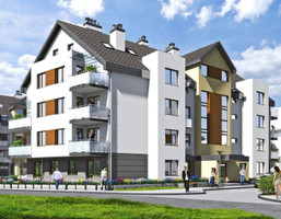 Mieszkanie w inwestycji Marcinowe Wzgórze, Rzeszów, 46 m²