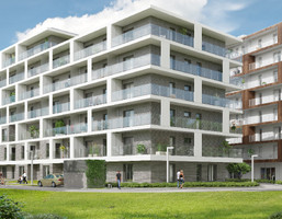 Mieszkanie w inwestycji WYBRZEŻE REYMONTA, Wrocław, 50 m²