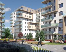 Mieszkanie w inwestycji Cordia Cystersów Garden II Etap, Kraków, 50 m²