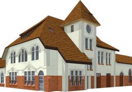 Nowa inwestycja - Centrum handlowo-usługowe w Malborku, Malbork ul. Głowackiego 2