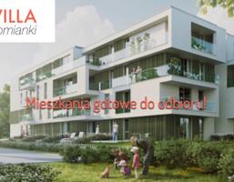 Mieszkanie w inwestycji Willa Łomianki, Łomianki (gm.), 49 m²