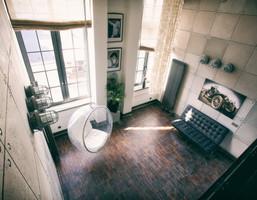 Mieszkanie w inwestycji LOFTY DE GIRARDA, Żyrardów, 97 m²