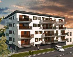 Mieszkanie w inwestycji Apartamenty Braterska, Łódź, 61 m²