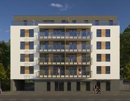 Mieszkanie w inwestycji Poniatowski Park, Łódź, 55 m²