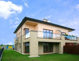 Dom w inwestycji Borówki 19, Mysiadło, 198 m²