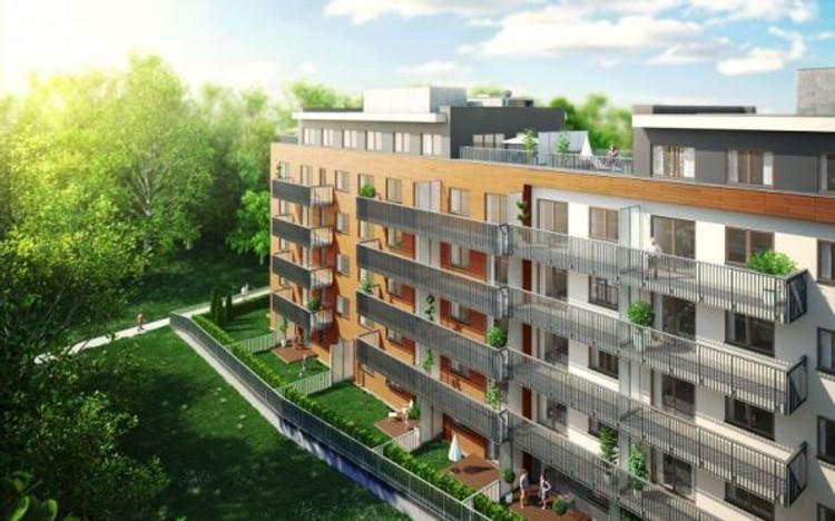 Mieszkanie w inwestycji WILANOWSKA MOKOTÓW, Warszawa, 47 m² | Morizon.pl | 4201