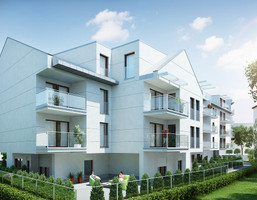 Mieszkanie w inwestycji Chopina 9, Kraków, 56 m²