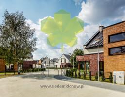 Dom w inwestycji Siedem Klonów, Łódź, 194 m²