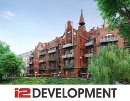 Mieszkanie w inwestycji Lofty przy fosie, Wrocław, 44 m²