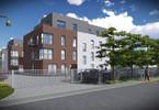 Mieszkanie w inwestycji Willa Miejska LUX, Gliwice, 58 m²