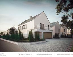 Dom w inwestycji Dom na Bielanach, Kraków, 188 m²