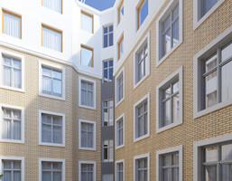 Mieszkanie w inwestycji Apartamenty Curie, Łódź, 61 m²