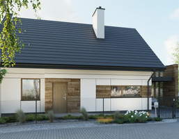 Dom w inwestycji Osiedle Ogrodowe III, Niegoszowice, 73 m²