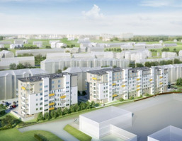 Mieszkanie w inwestycji Enklawa Rodzinna, Kraków, 44 m²