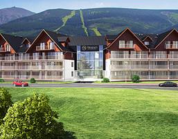 Mieszkanie w inwestycji Triventi Mountain Residence, Karpacz, 33 m²