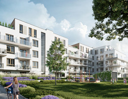 Mieszkanie w inwestycji Ogrody Wilanów, Warszawa, 33 m²
