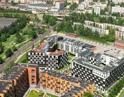 Mieszkanie w inwestycji Kwadrat, Wrocław, 40 m²
