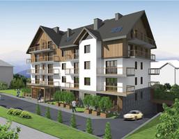Mieszkanie w inwestycji Dalia House, Ustrzyki Dolne, 82 m²