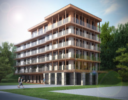 Mieszkanie w inwestycji Kozubnik SPA RESORT, Porąbka, 53 m²