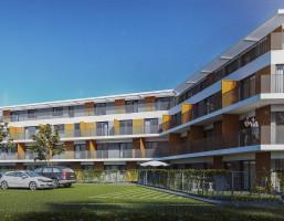 Mieszkanie w inwestycji Przyjazny Park, Wrocław, 25 m²