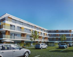 Mieszkanie w inwestycji Przyjazny Park, Wrocław, 44 m²