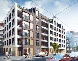 Mieszkanie w inwestycji Gąsiorowskich 4, Poznań, 37 m²