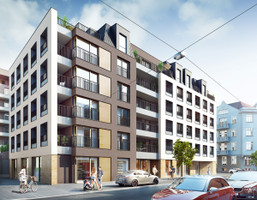 Mieszkanie w inwestycji Gąsiorowskich 4, Poznań, 45 m²