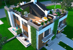 Dom w inwestycji Villa Sucholeska, Suchy Las, 81 m²