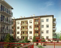 Mieszkanie w inwestycji Nowy Świat, Lublin, 45 m²