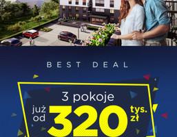 Mieszkanie w inwestycji Osiedle Panoramika, Szczecin, 35 m²