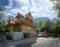 Mieszkanie w inwestycji Lipki Park, Zakopane, 33 m²