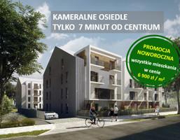 Mieszkanie w inwestycji FocusDuo, Gdańsk, 28 m²