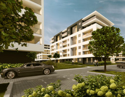 Mieszkanie w inwestycji Nowa Lęborska, Gdańsk, 52 m²