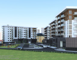Mieszkanie w inwestycji City Park II etap, Olsztyn, 43 m²
