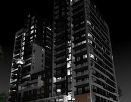 Mieszkanie w inwestycji River Tower, Bydgoszcz, 67 m²