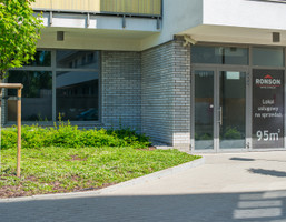 Biuro w inwestycji Verdis - lokale komercyjne, Warszawa, 38 m²
