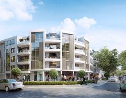 Mieszkanie w inwestycji Kontinuum, Gdańsk, 60 m²