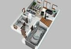 Dom w inwestycji DOM NA GŁOGOWEJ, Banino, 138 m²