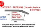 Działka na sprzedaż, Turawa, 700 m²