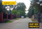 Działka na sprzedaż, Legionowo, 813 m²