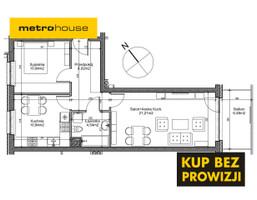 Mieszkanie na sprzedaż, Łęczna Jawoszka, 55 m²