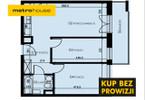 Mieszkanie na sprzedaż, Rzeszów Tysiąclecia, 55 m²
