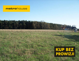 Działka na sprzedaż, Boduszewo, 1082 m²